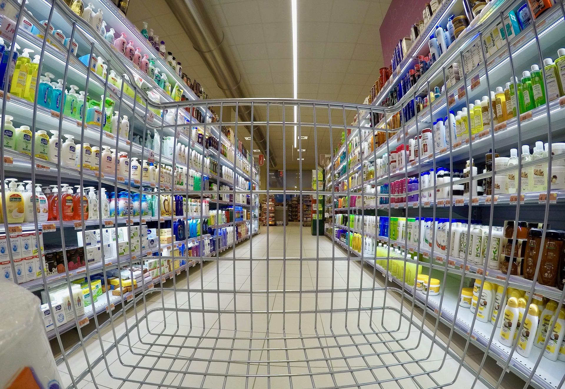 Der größte Wal Mart Store in den USA