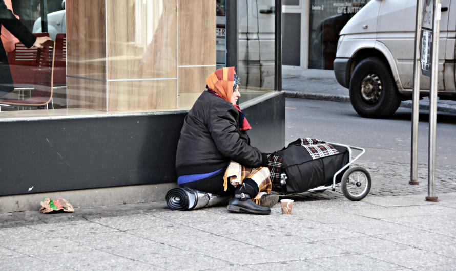 Armut in Deutschland wächst